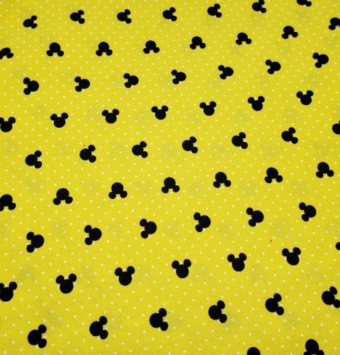 Mickey on Yellow