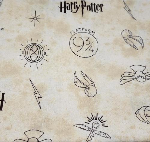 Harry Potter Icons on Buff