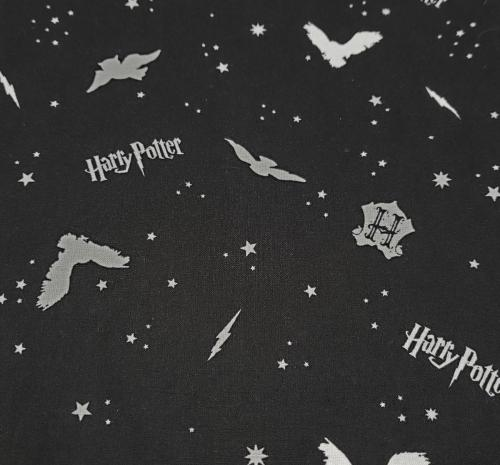 Harry Potter Icons on Black