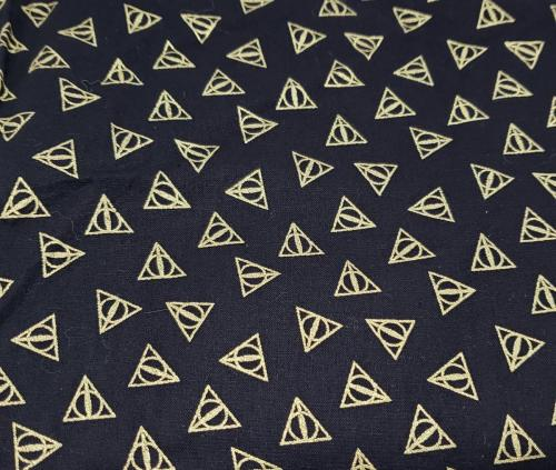 Deathly Hallows - Gold