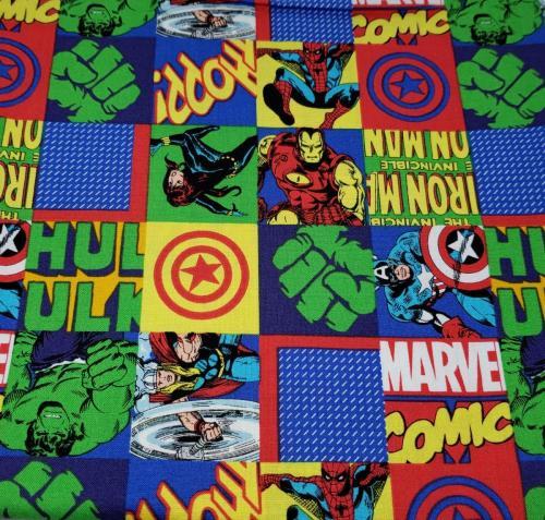 Comic Squares