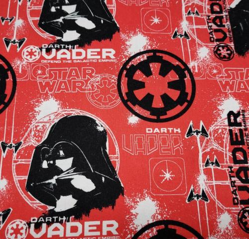 Vader on Red