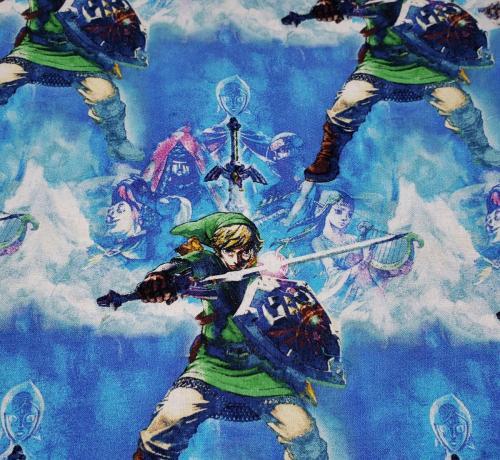 Large Zelda