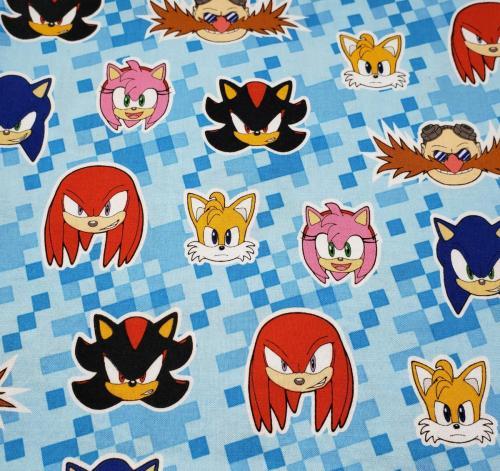 Sonic Heads