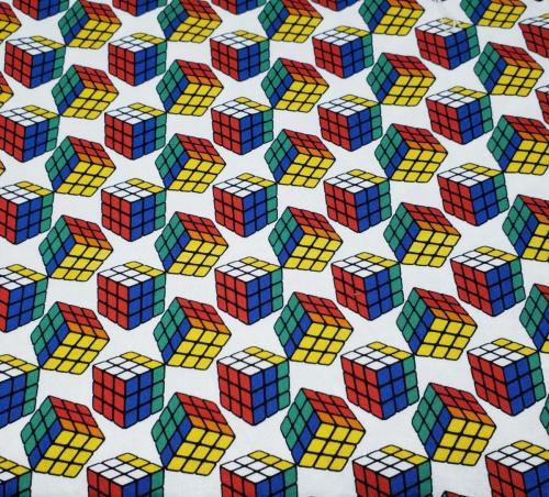 Rubix on White