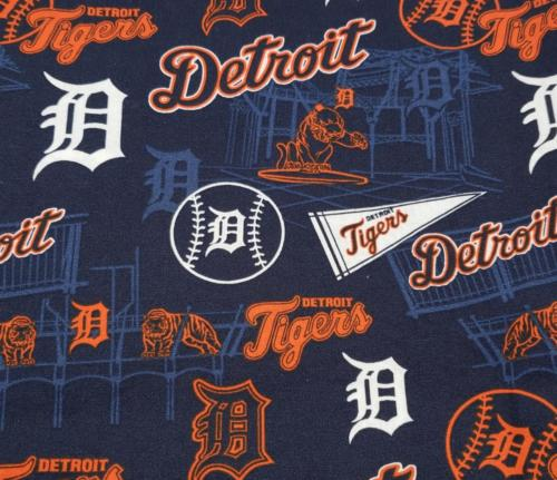 Tossed Tigers