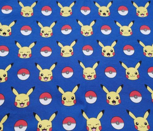 Pikachu Faces