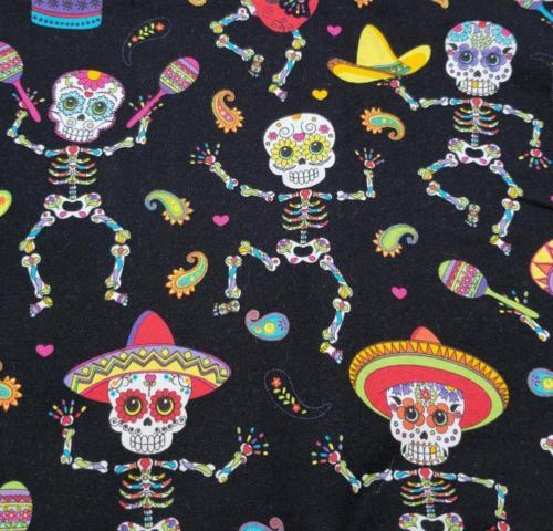 Dancing Sugar Skulls