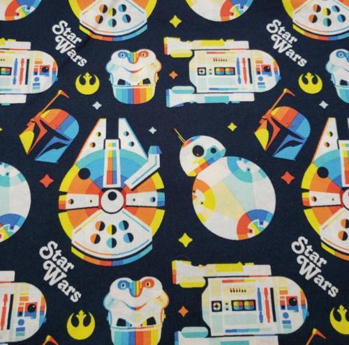 Star Wars Rainbow Icons