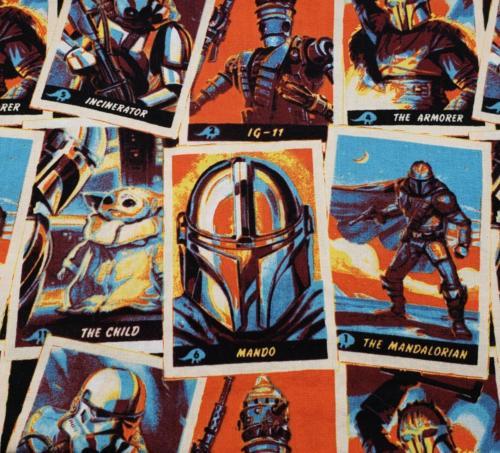 Mando Cards